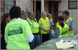CERT Volunteers