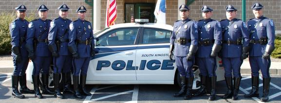 South Kingstown Patrol Officers